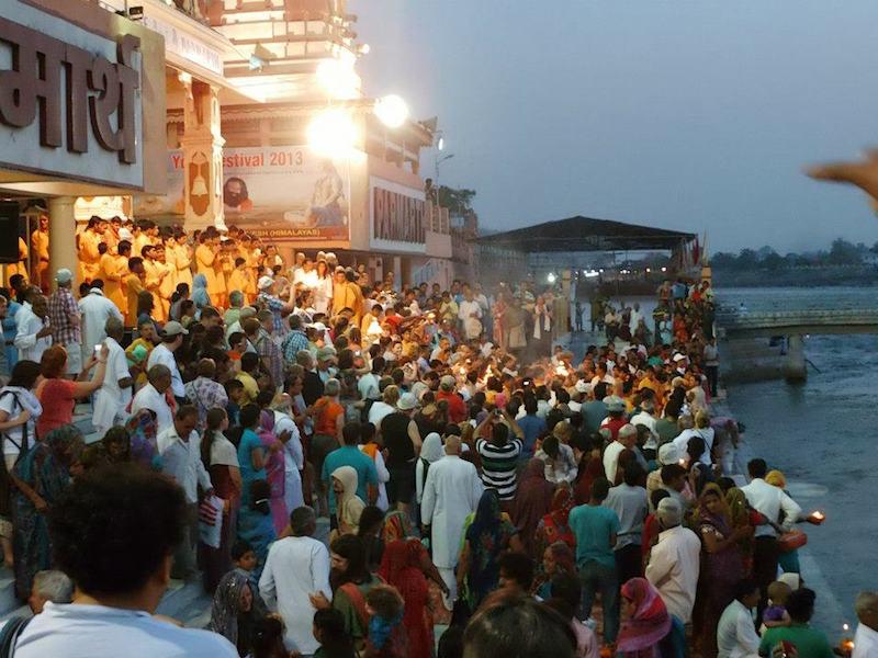 Rishikesh GangaArti