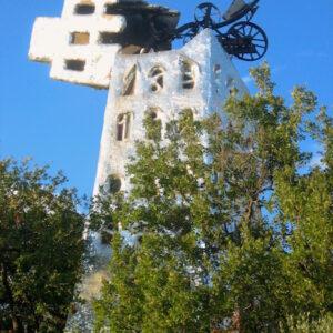 Toskana, Tarotgarten von Niki Saint Phalle