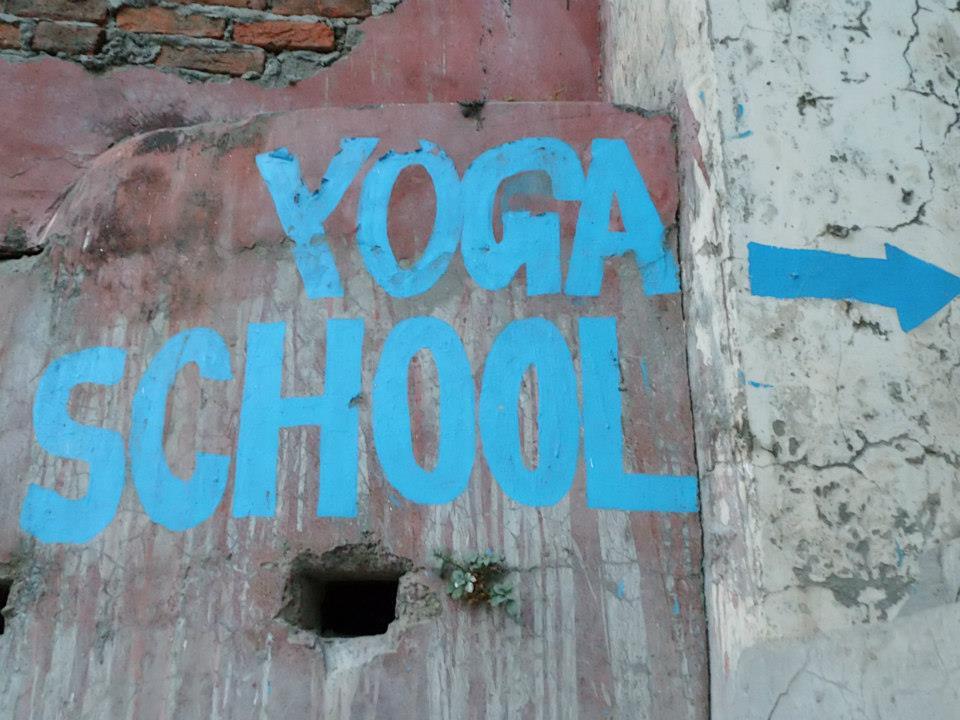 Rishikesh Yogaschool