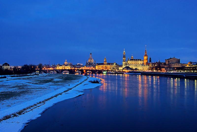 Reiseziel Deutschland, Dresden Altstadt