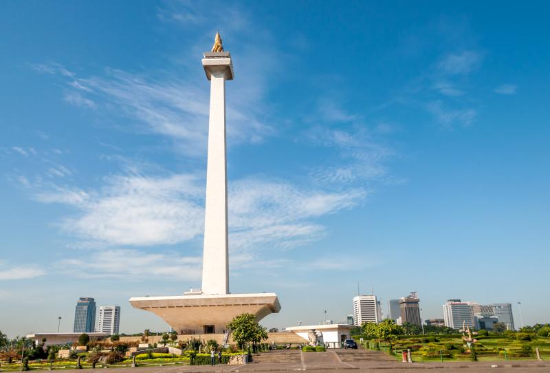 Nationaldenkmal Indonesiens in Jakarta