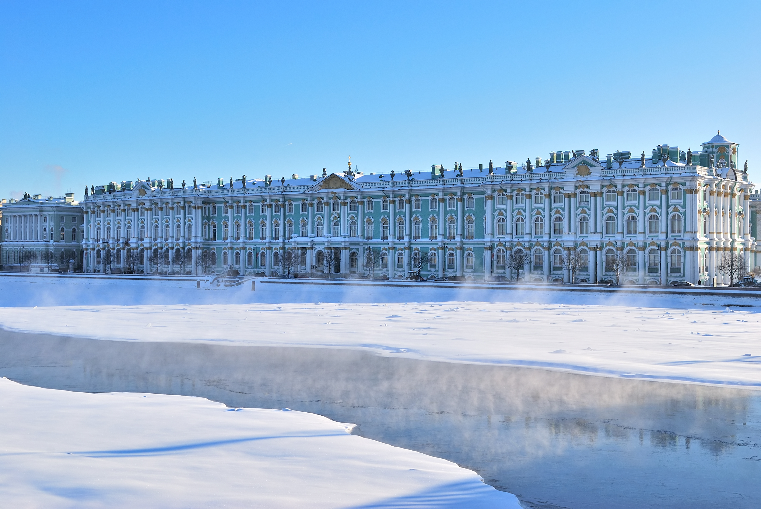 St. Petersburg Eremitage/Winterpalast