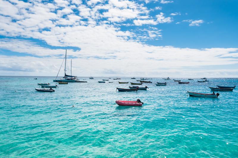 Kapverden, kapverdische Inseln