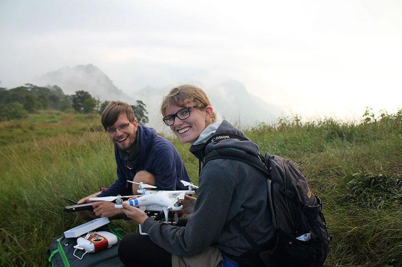 Drohne fertig-machen-zum-Start