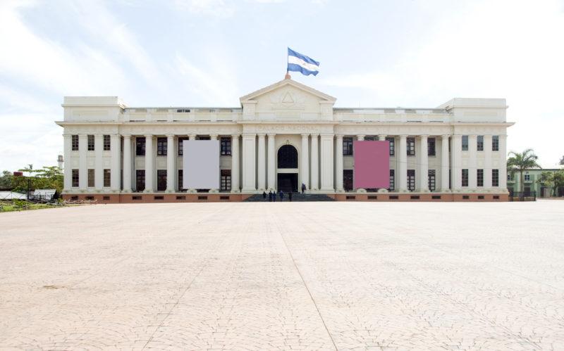 Nationalpalast Managua Nicaragua
