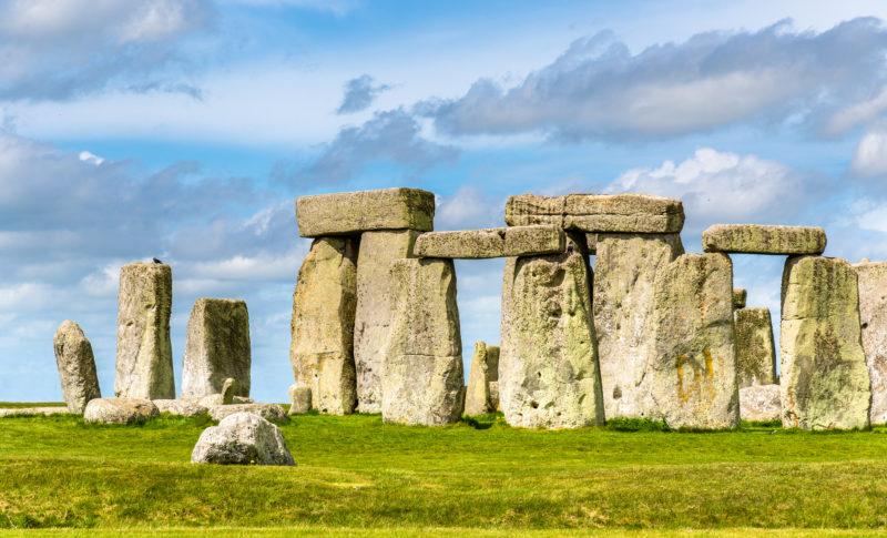 Kraftort Stonehenge