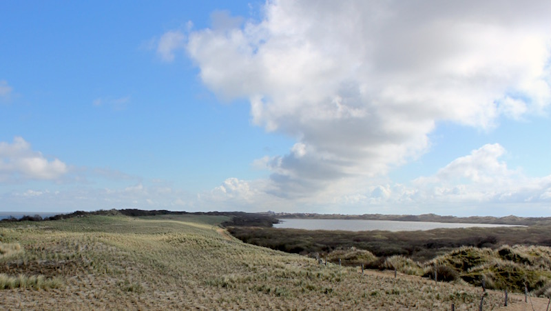 Hammersee auf Juist