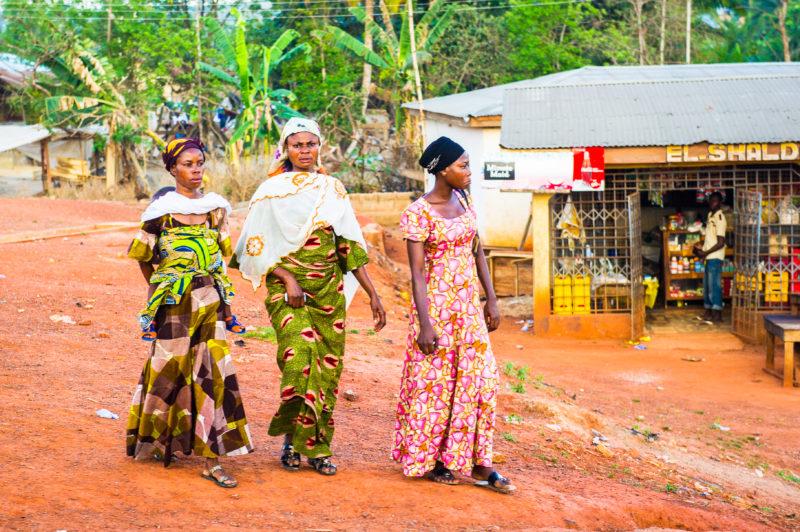 Ghana Frauen