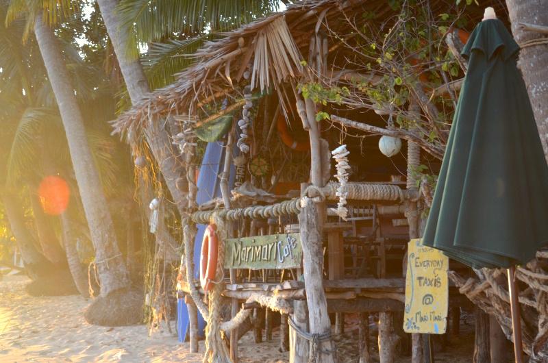 Strandhütte