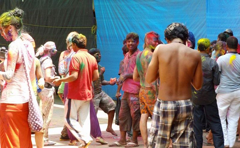 Holy-Fest in Goa