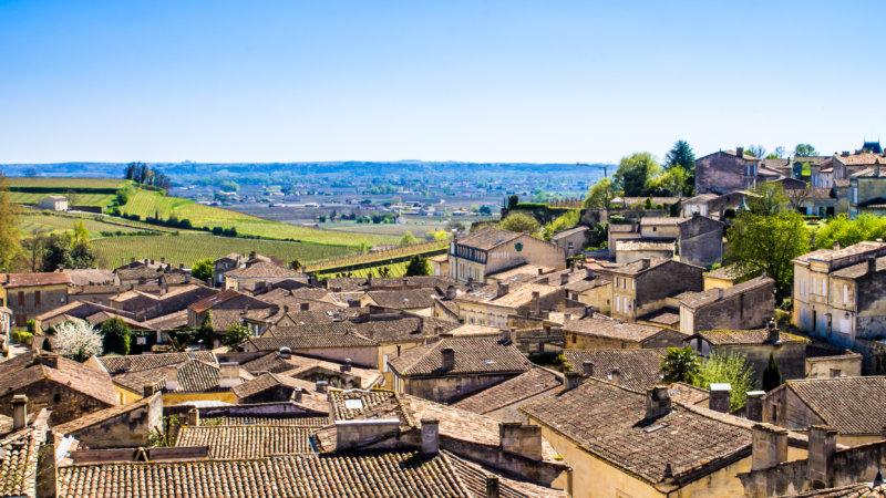 Saint-Emilion bei Bordeaux