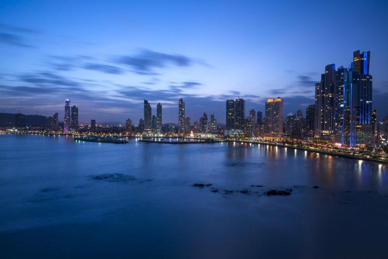 Panama City, Skyline