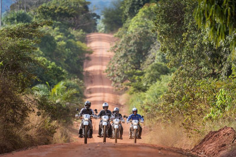 Motor Trails Kenia Tansania