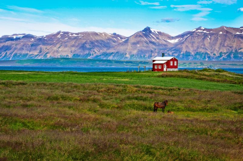 Island, magisches Land