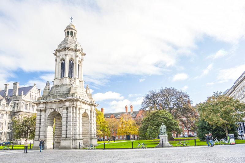 Trinity College Belfry