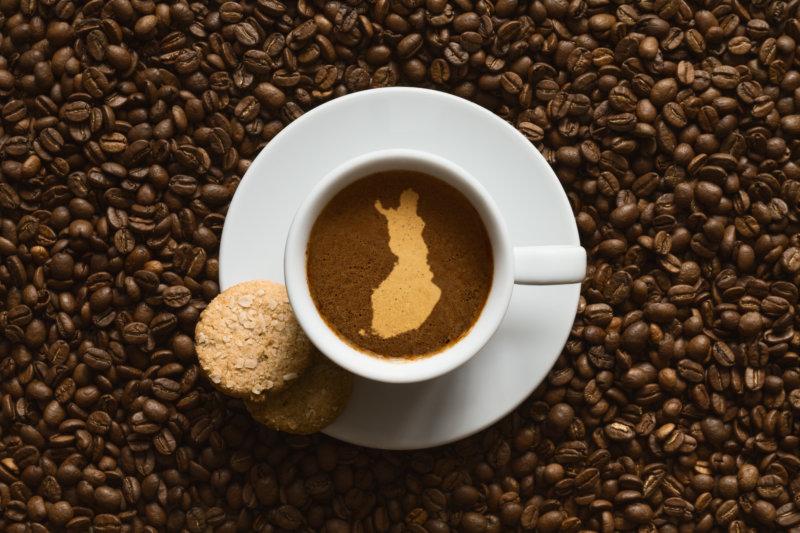 Finnland Kaffee