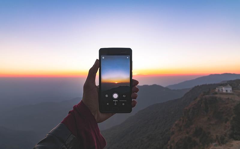 iPhone oder Spiegelreflexkamera
