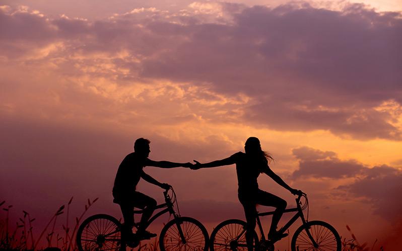 Fahrradreisen