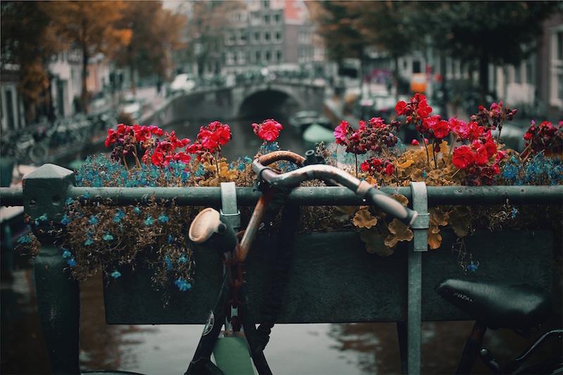 Amsterdam Holland-Rad