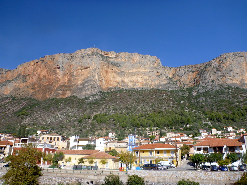 Klettern am Leonidio