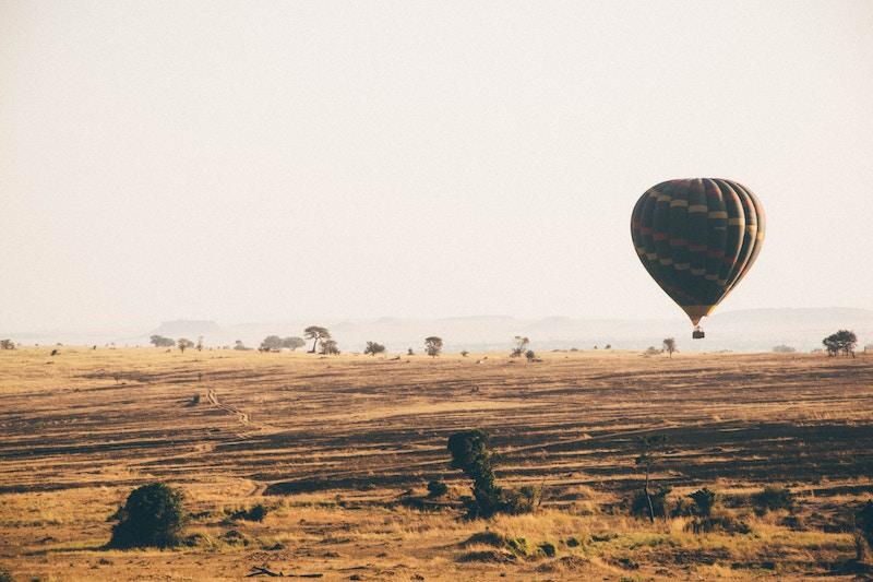 Ballonfahrten Serengeti Tansania