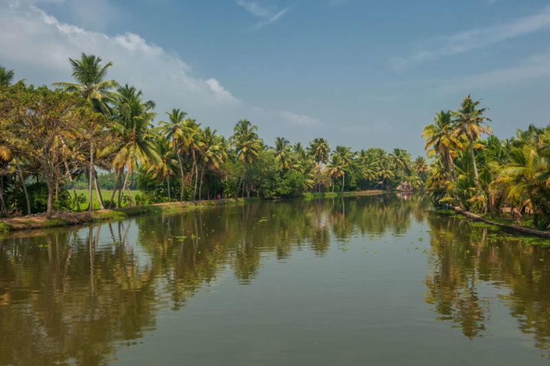 Flusskreuzfahrt Kerala