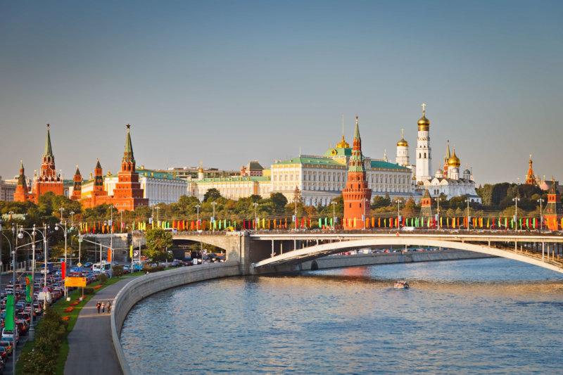 Moskau Kreml