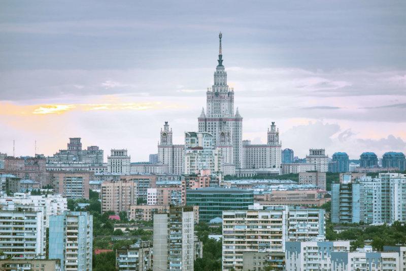 Staatsuniversität Moskau