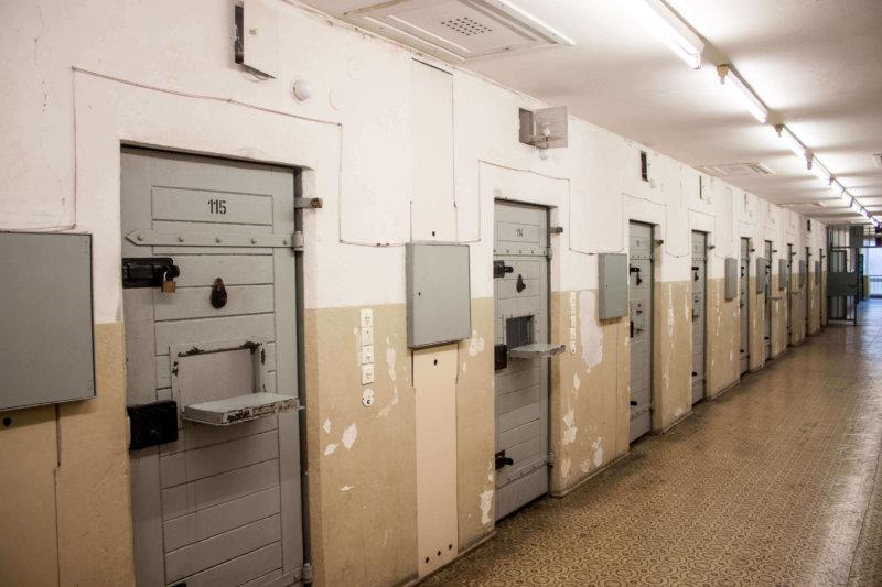 Berlin Gedenkstätte Hohenschönhausen Stasi