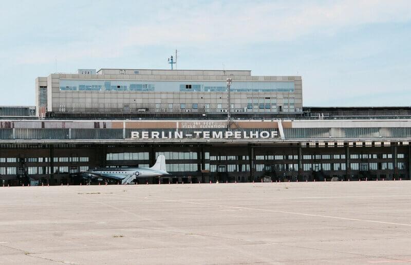Flughafen Tempelhof, Rosinenbomber