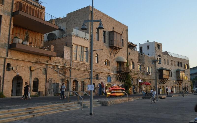 Hafen von Jaffa, Tel Aviv, Israel