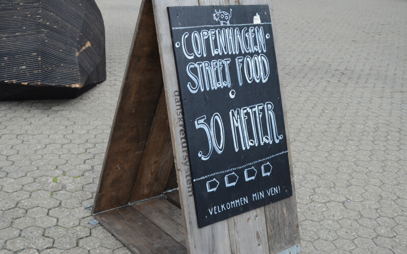 Schild Street Food