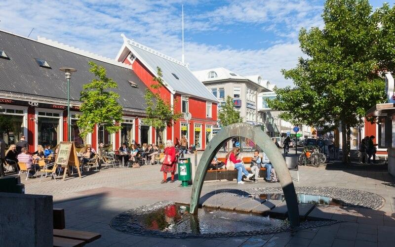 Restaurants auf Island