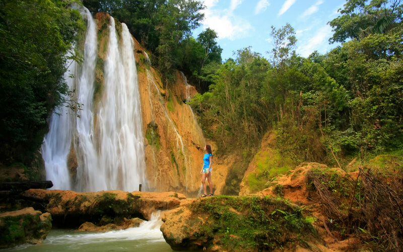 Wasserfall Salto El Limón
