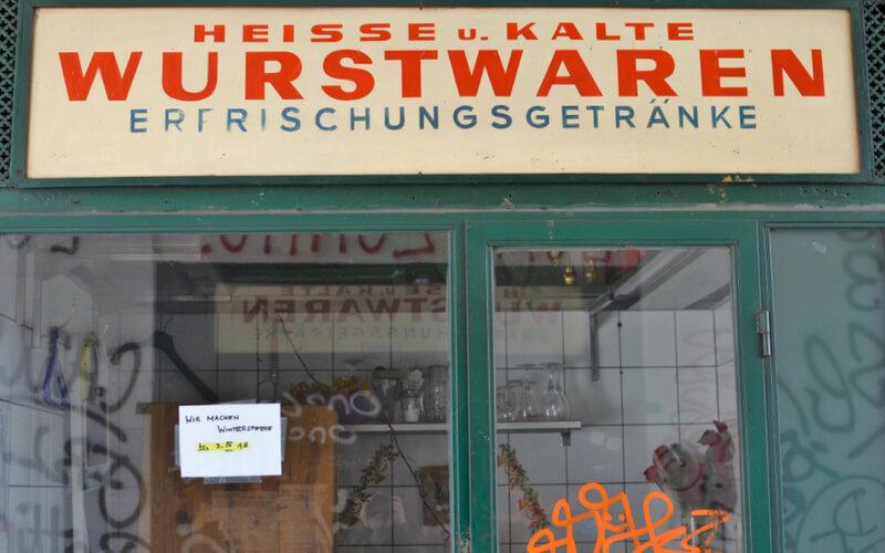Naschmarkt Wien, Österreich