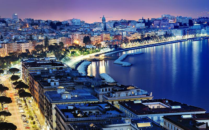 Neapel Amalfiküste