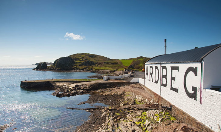 Isle of Islay, Whiskytour, Schottland, Ardbeg
