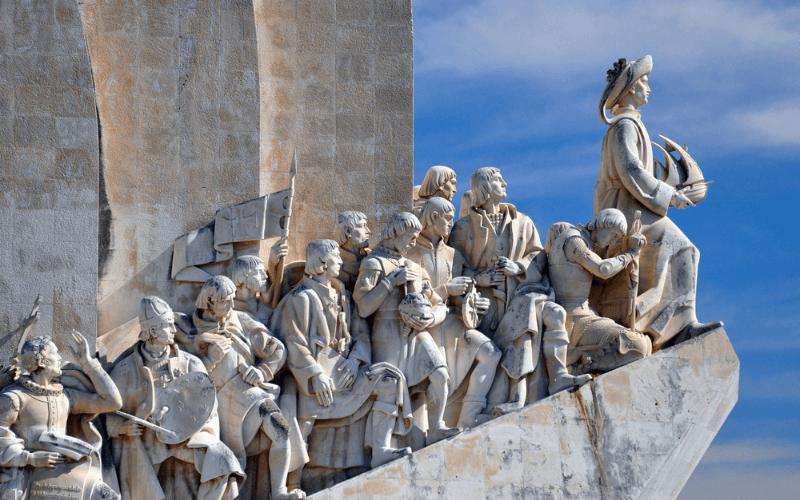 Plastiken: Die Entdecker mit Vasco da Gama