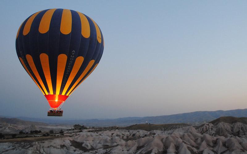 Im siebten Himmel: Warum Ballonfahrten so reizvoll sind