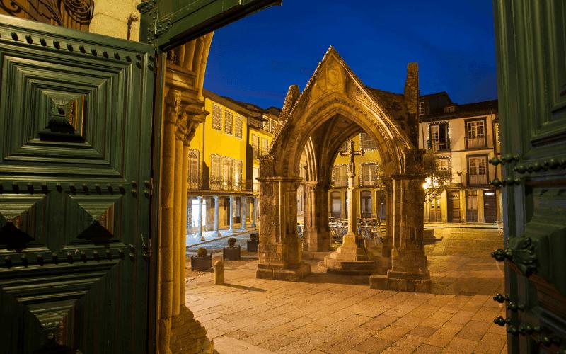 Guimarães, die Wiege Portugals