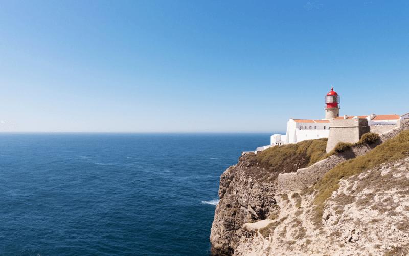 Portugals südwestlichster Zipfel Europas