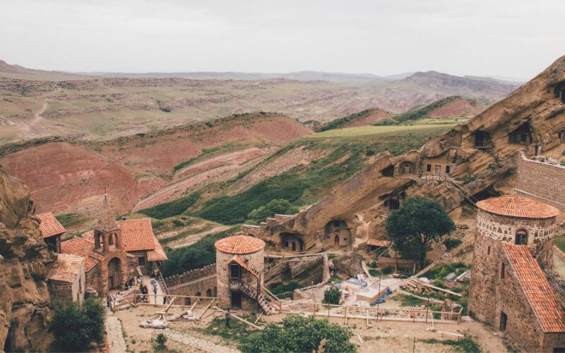 Höhlenkloster Dawit Garedscha