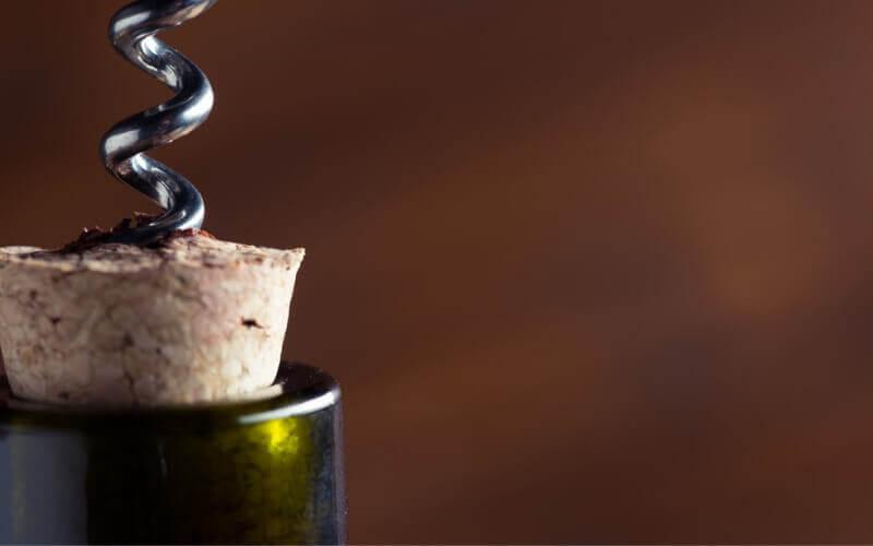 Naturkork für Weinflaschen