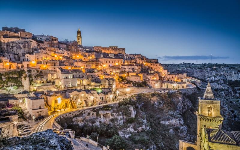 Matera – Vom Schandfleck zur Kulturhauptstadt