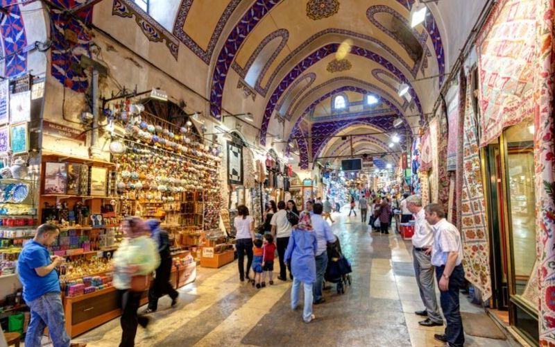 Großer Basar, Istanbul
