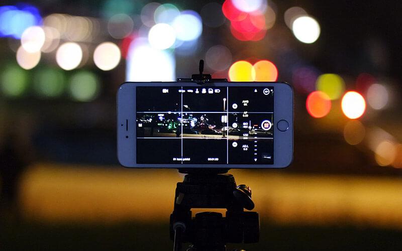 Das Smartphone als Reisekamera