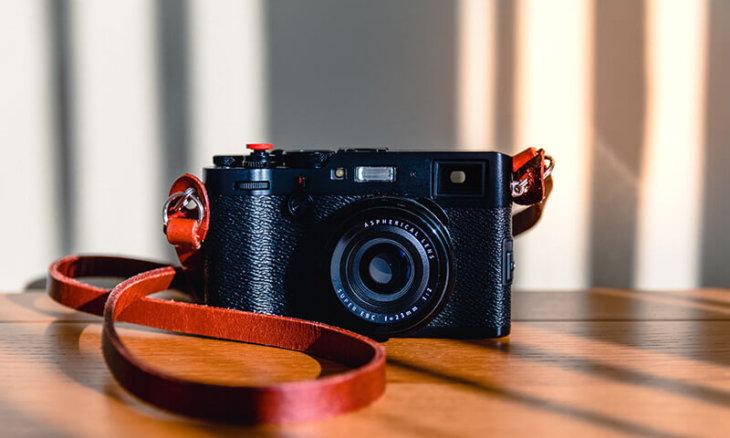 Spiegellose Kamera