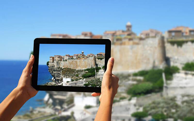 Fotografieren mit dem Tablet - ein No-Go?