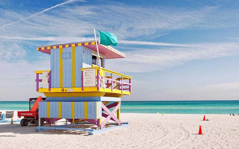 © Depositphoto - Dragi StankovicMiami Beach Florida