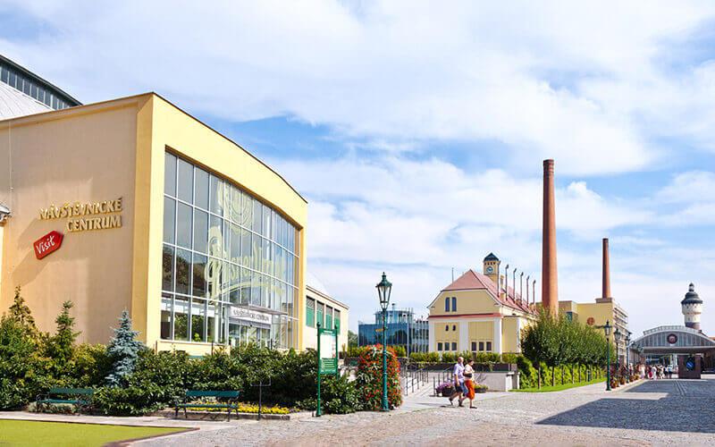 Pilsner urquell Brauerei von 1839, Pilsen, Tschechische Republik © Depositphoto - Michaela Dusikova